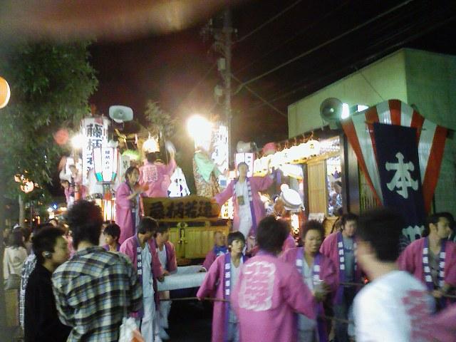310)吉田神社例大祭