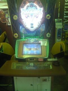 ゲーム機型募金箱