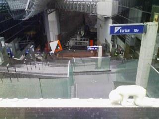 Rail)京都駅