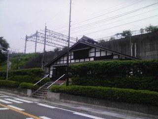 Rail)大阪近郊区間最北の駅
