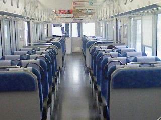 Rail)米原駅にて