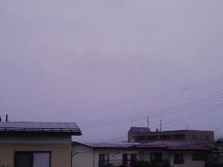 0242)雨のweekday