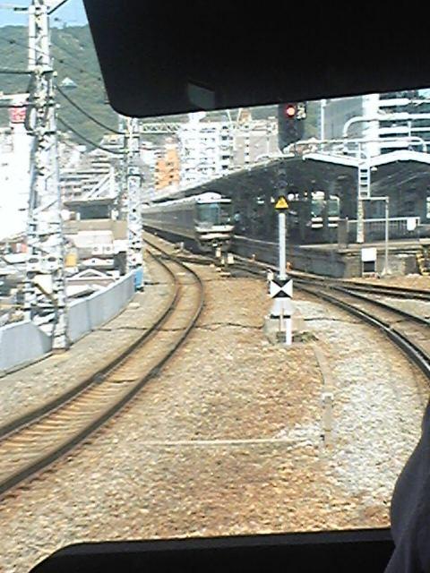 Rail)進めません…