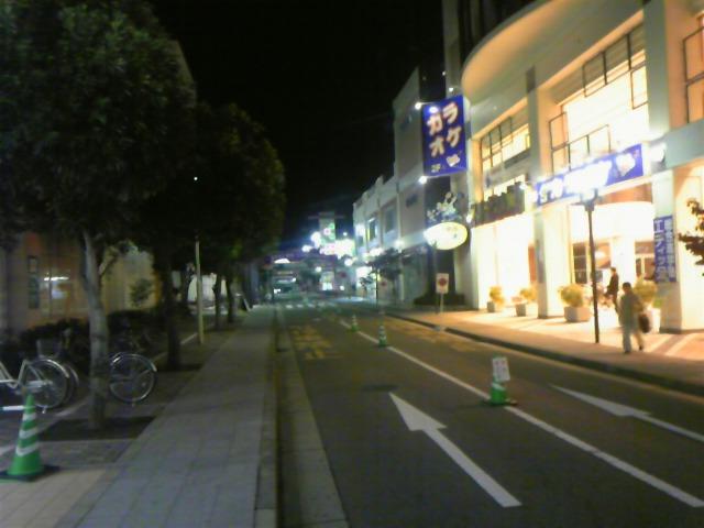 135)イオン『ゴースト』タウン明石