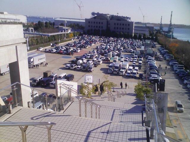 ▽▽)コミックマーケット75 第二コスプレ広場