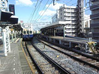 Rail)阪神線ぶらぶらー