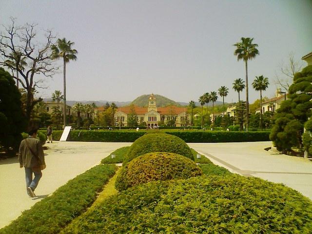 関西学院大学上が原キャンパス