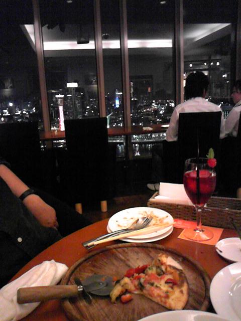 078)神戸港の夜