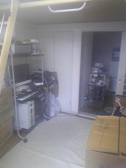 部屋の整理
