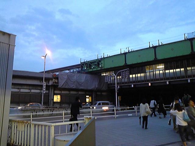 06/Rail)新大阪駅新幹線増線工事