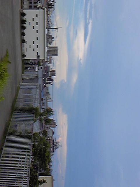 135)極端な雲が出たぞ…