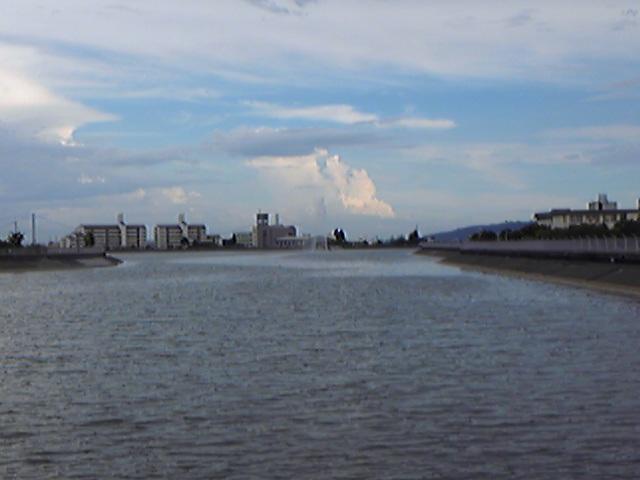 135)野々池貯水池