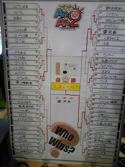 AnAn2)第12<br />  回セガアリーナ浜大津クイズ王決定戦+…