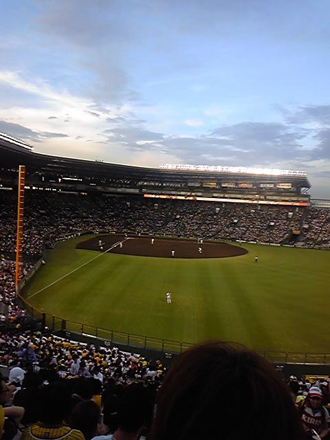 0798)先週のハイライト(野球編)