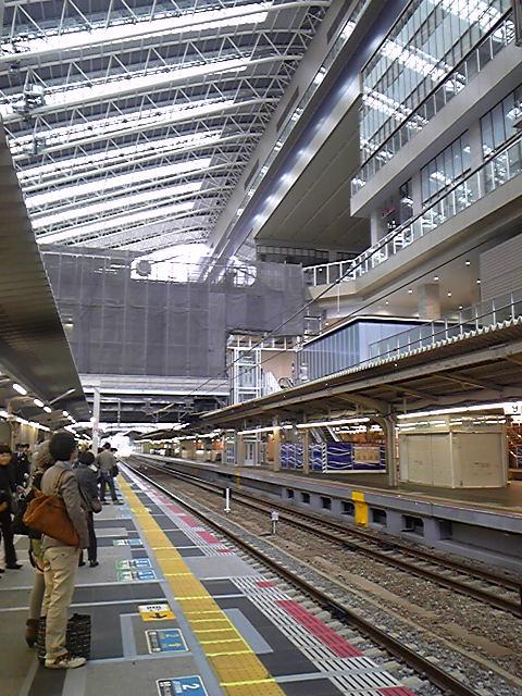 06/Rail)変わる大阪駅