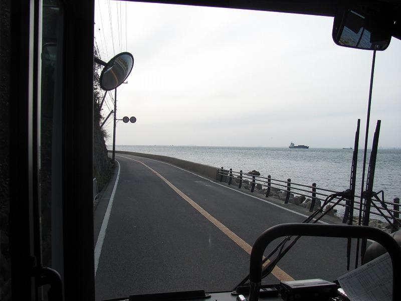 0799)♪岬巡りのバスは走る