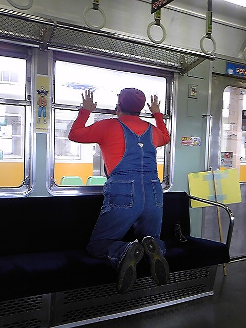0877/cos/Rail)キャラ★フェス4in<br />  琴平に行って来た!ヤァ!ヤァ!ヤァ!