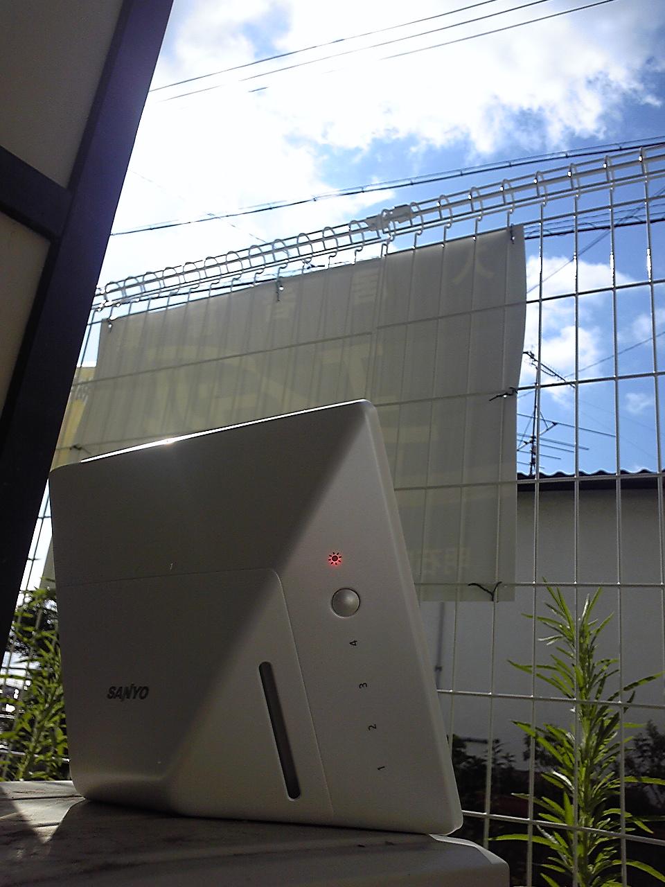 Solar)青空とeneloop