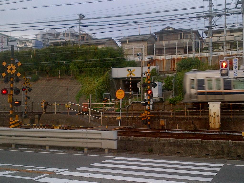 078/Rail)珈琲飲もうと街まで出掛けたら…