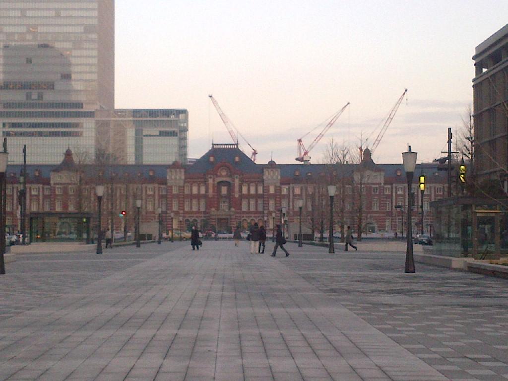 03)tokyo walking <br />  〜 go Straight <br />  〜