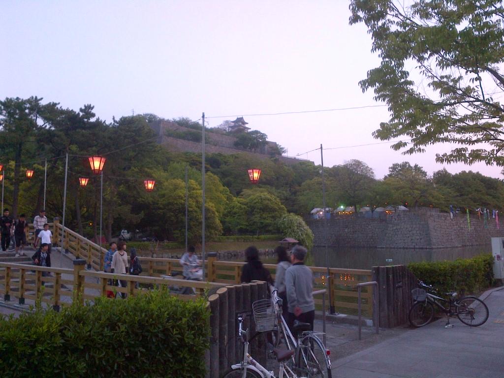 0877)コスプレピクニックon<br />  丸亀お城まつりに行ってきた