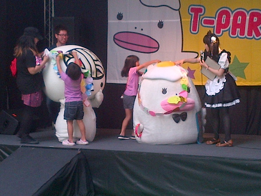 087)T-PARTY 2nd