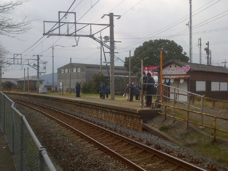 Rail)津島ノ宮