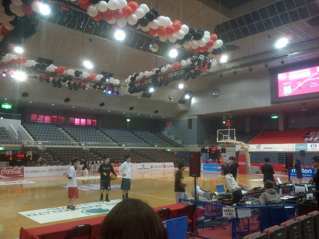 俺NN sports news<br />  )千葉ジェッツ ホームゲーム最終節