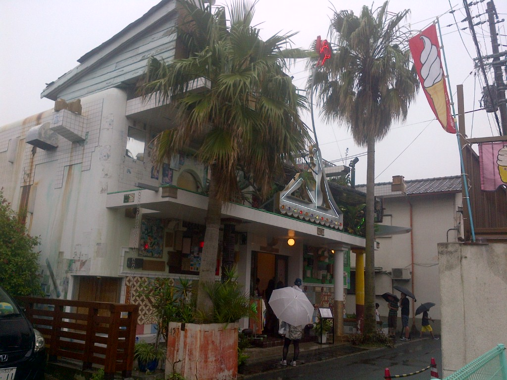 087x)直島にいってきました。
