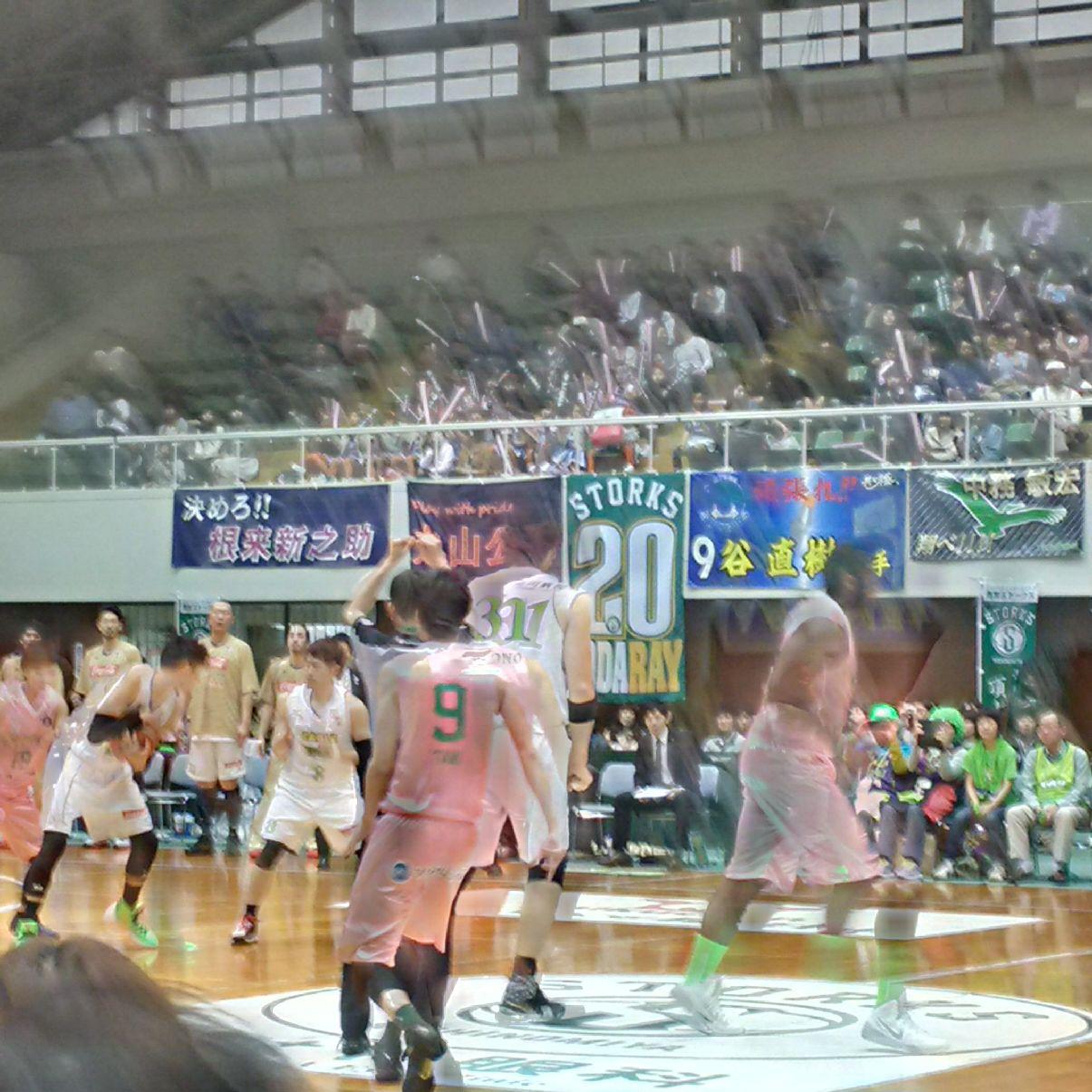 2438/バスケ)スポンサー様といっしょ