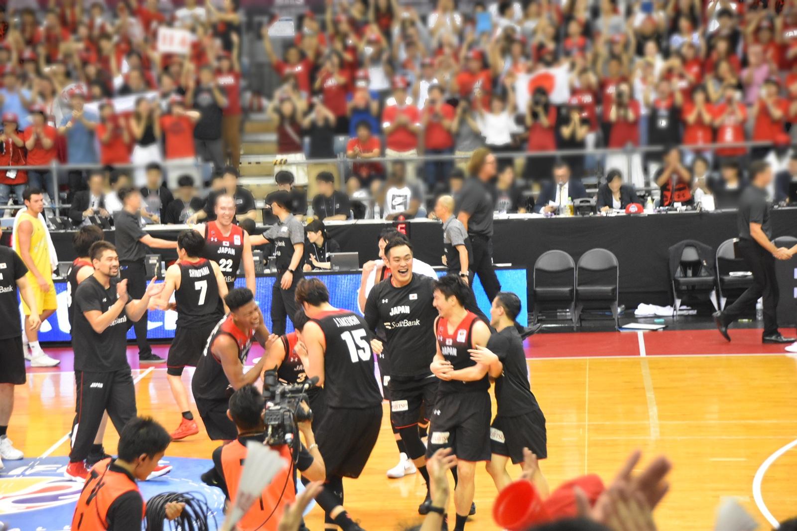 FIBAワールドカップ2019アジア・オセアニア地区1次予選