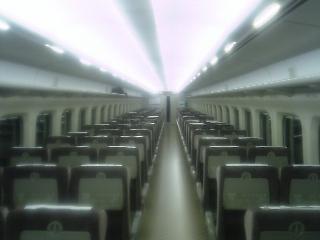 ひかり383号岡山ゆき