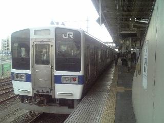Rail)栃木県突入〜